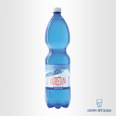 Acqua Naturale Lauretana 15 Litri Bottiglia di Plastica PET