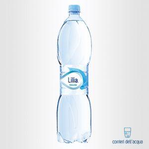Acqua Naturale Lilia 15 Litri Bottiglia di Plastica