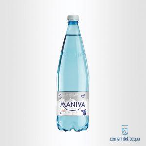 Acqua Naturale Maniva Prestige 1 Litro Bottiglia di Plastica PET