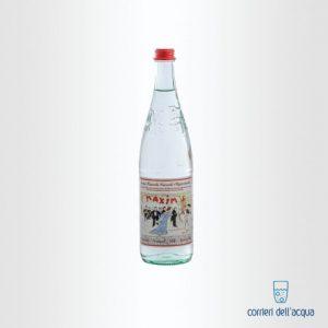 Acqua Naturale Maxims by Pierre Cardin 075 Litri Bottiglia di Vetro