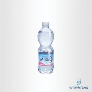 Acqua Naturale Misia 05 Litro Bottiglia di Plastica PET