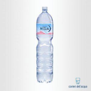 Acqua Naturale Misia 2 Litri Bottiglia di Plastica PET