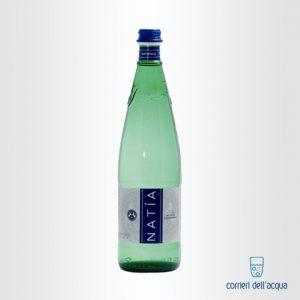 Acqua Naturale Natía 075 Litri Bottiglia in Vetro