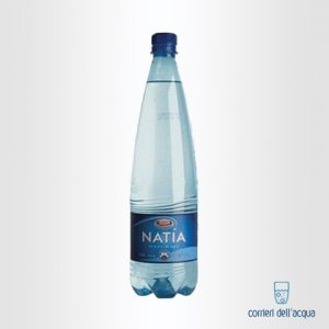Acqua Naturale Natía 1 Litro Bottiglia in Plastica PET