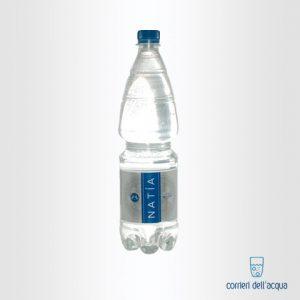 Acqua Naturale Natía 1,5 Litri Bottiglia in Plastica PET