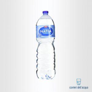 Acqua Naturale Natía 2 Litri Bottiglia in Plastica PET