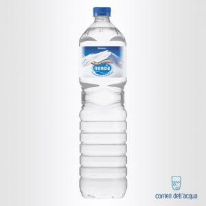Acqua Naturale Norda Daggio 15 Litri Bottiglia di Plastica