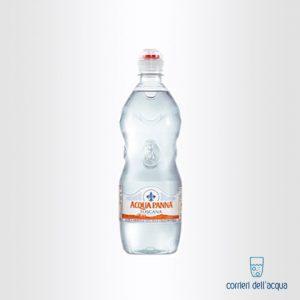 Acqua Naturale Panna 0,75 Litri Bottiglia di Plastica Push&Pull