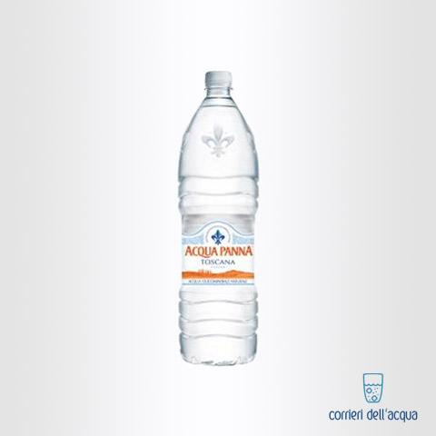 Acqua Naturale Panna 0,75 Litri Bottiglia di Plastica