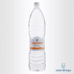 Acqua Naturale Panna 15 Litri Bottiglia di Plastica
