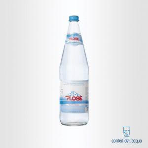 Acqua Naturale Plose Classic 1 Litro Bottiglia di Vetro 2