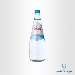 Acqua Naturale Plose Gourmet 0,75 Litri Bottiglia di Vetro