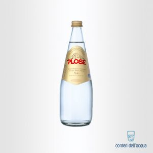 Acqua Naturale Plose Luxury Edition 0,75 Litri Bottiglia di Vetro