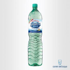 Acqua Naturale Rocchetta 1 Litro Bottiglia di Plastica