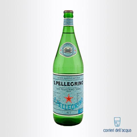 Acqua Naturale S. Pellegrino 092 Litri Bottiglia di Vetro