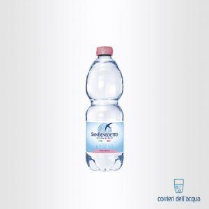 Acqua Naturale San Benedetto Alpi Biellesi 0,5 Litri Bottiglia di Plastica