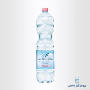 Acqua Naturale San Benedetto Alpi Biellesi 2 Litri Bottiglia di Plastica