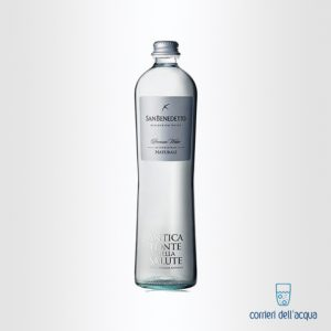 Acqua Naturale San Benedetto Antica Fonte della Salute 0,65 Litri Bottiglia di Vetro