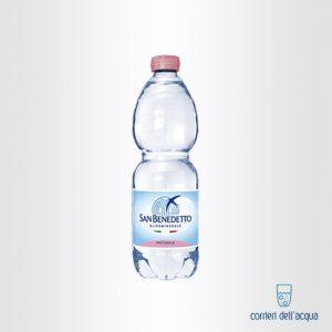 Acqua Naturale San Benedetto Benedicta 0,5 Litri Bottiglia di Plastica