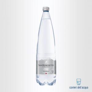 Acqua Naturale San Benedetto Elite Rondinella 1 Litro Bottiglia di Plastica PET