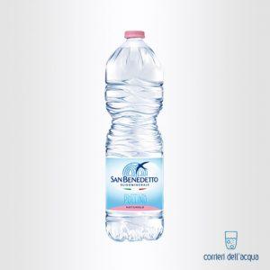 Acqua Naturale San Benedetto Parco del Pollino 2 Litri Bottiglia di Plastica