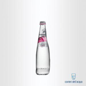 Acqua Naturale San Benedetto Rose Edition 0,25 Litri Bottiglia di Vetro