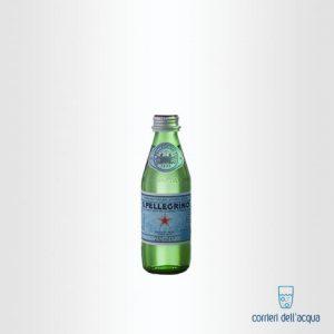 Acqua Naturale San Pellegrino 025 Litro Bottiglia di Vetro