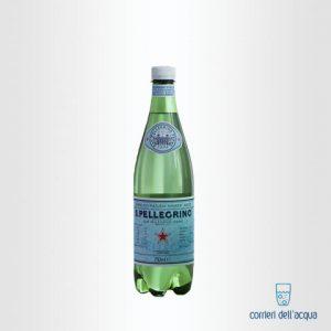 Acqua Naturale San Pellegrino 075 Litri Bottiglia di Plastica PET