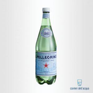 Acqua Naturale San Pellegrino 1 Litro Bottiglia di Plastica PET