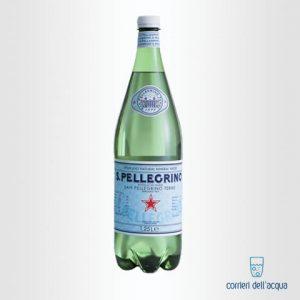 Acqua Naturale San Pellegrino 125 Litro Bottiglia di Plastica PET