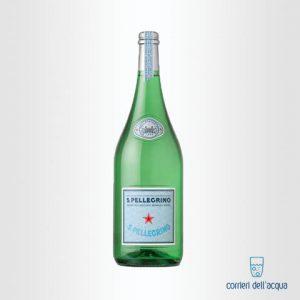 Acqua Naturale San Pellegrino 15 Litro Bottiglia di Plastica PET