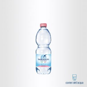 Acqua Naturale San benedetto Parco della Majella 0,5 Litri Bottiglia di Plastica