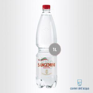 Acqua Naturale Sangemini 1 Litro Bottiglia di Plastica
