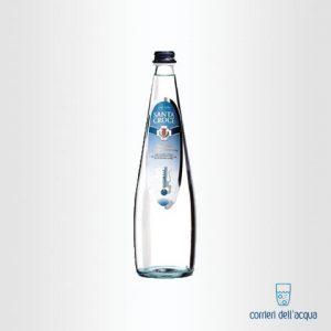 Acqua Naturale Santa Croce 075 Litri Bottiglia di Vetro