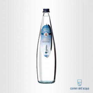 Acqua Naturale Santa Croce 1 Litro Bottiglia di Vetro