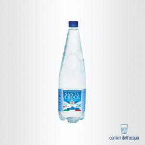Acqua Naturale Santa Croce Horeca 1 Litro Bottiglia di Plastica PET