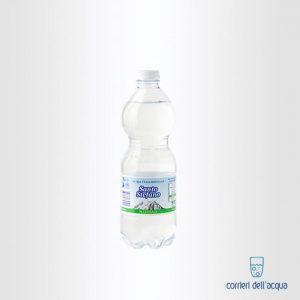 Acqua Naturale Santo Stefano 0,5 Litro Bottiglia di Plastica PET