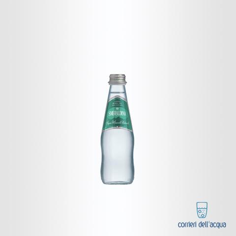 Acqua Naturale Smeraldina 025 Litri Bottiglia di Vetro