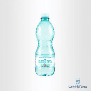 Acqua Naturale Smeraldina 0,5 Litri Bottiglia di Plastica PET