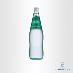 Acqua Naturale Smeraldina 0,75 Litri Bottiglia di Vetro