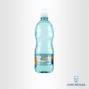Acqua Naturale Smeraldina Sport Cap 075 Litri Bottiglia di Plastica PET