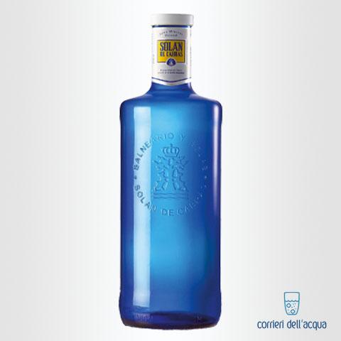 Acqua Naturale Solan De Cabras 1 Litro Bottiglia di Vetro