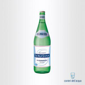 Acqua Naturale Sorgesana 092 Litri Bottiglia di Vetro