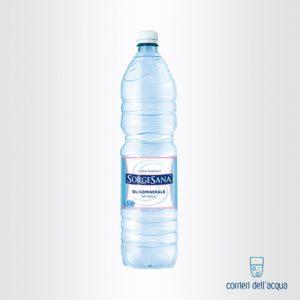 Acqua Naturale Sorgesana 15 Litri Bottiglia di Plastica PET