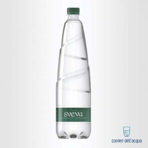 Acqua Naturale Sveva 1 Litro Bottiglia di Plastica