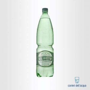 Acqua Naturale Uliveto 1,5 Litri Bottiglia di Plastica PET