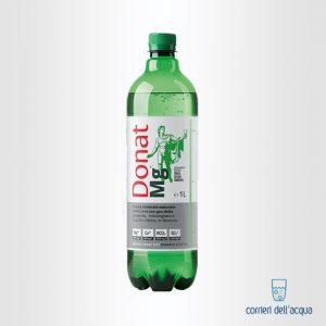 Acqua Rinforzata Donat Mg 1 Litro Bottiglia di Plastica PET